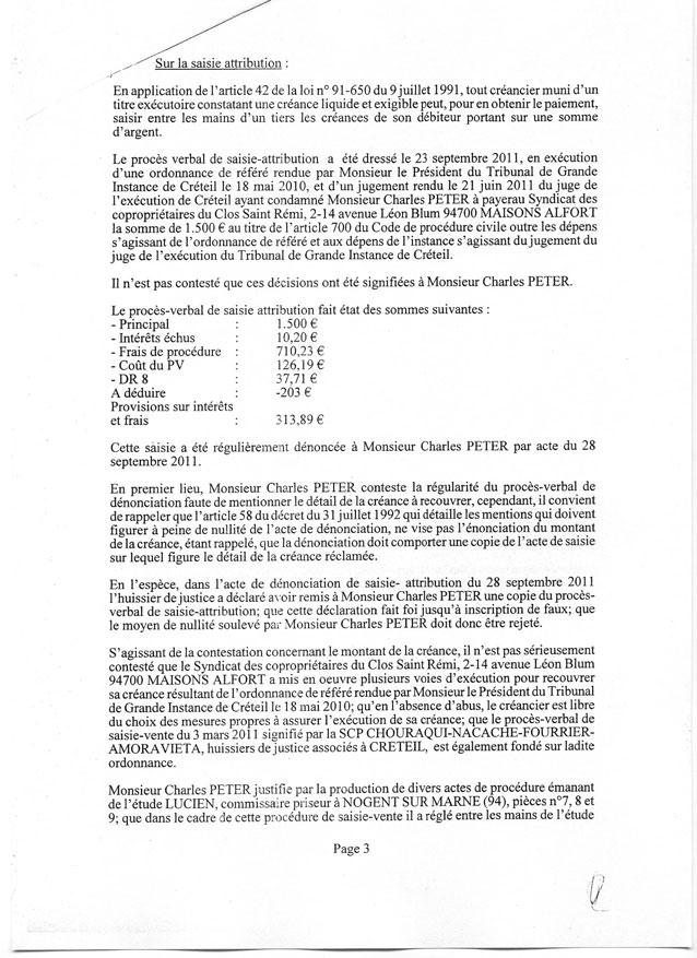 Ordonnance N 11 11530